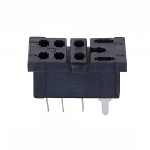 LEF LMS01-08P Omron PCB Relay Socket FOR LM2C