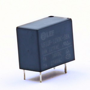 LEF LF32F 1C DC3V-24V 5PIN RELAYS JZC-32F subminiature pcb power RELAY