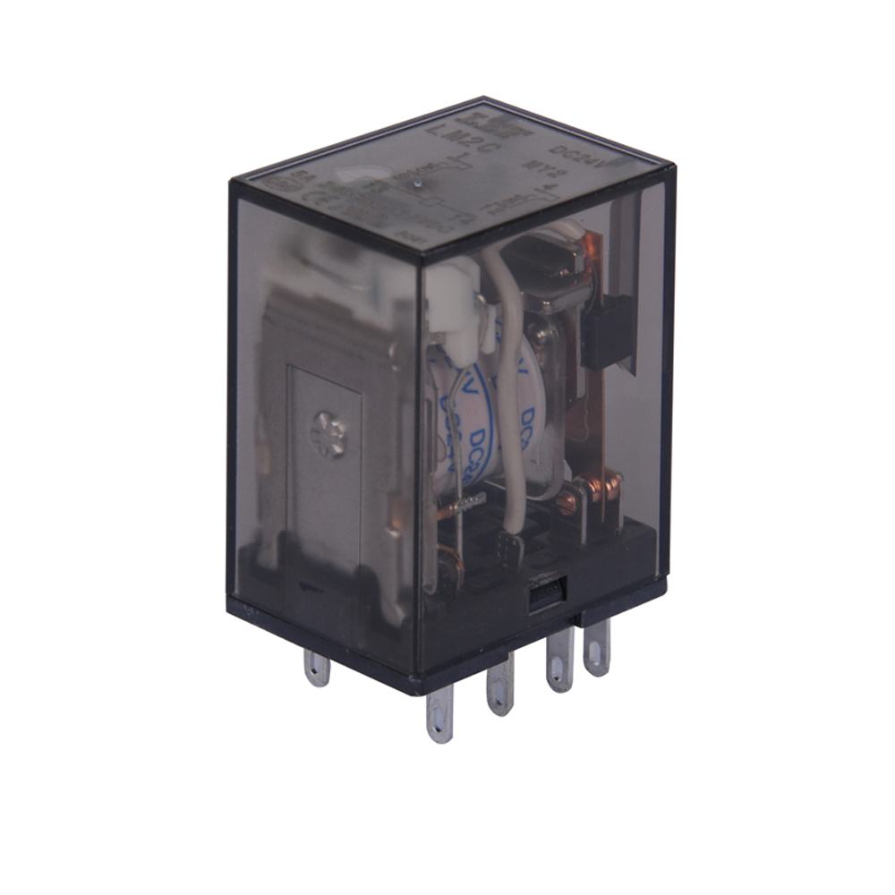 LEF AC/DC6V-48V WITH LAMP relay MANUFACTURER LM2C-L RELAY RELAY UL APPROVAL Featured Image